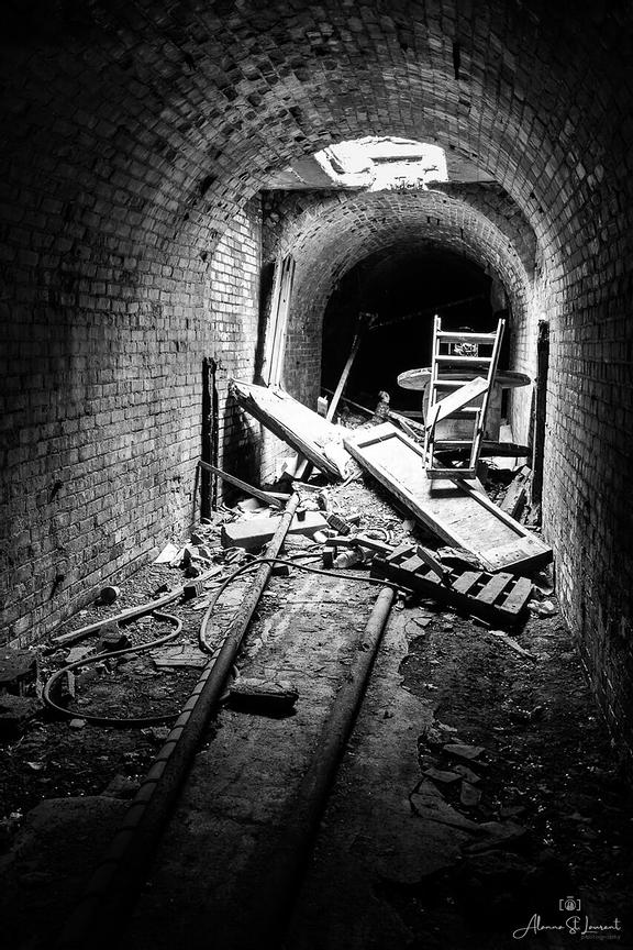 Packard_Plant_Tunnel