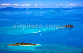 Bali Hai and Langford Reef, Whitsundays, Queensland