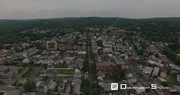 Town of Sleepy Hollow Westchester County New York Drone Video
