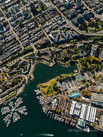 Granville Island False Creek Vancouver