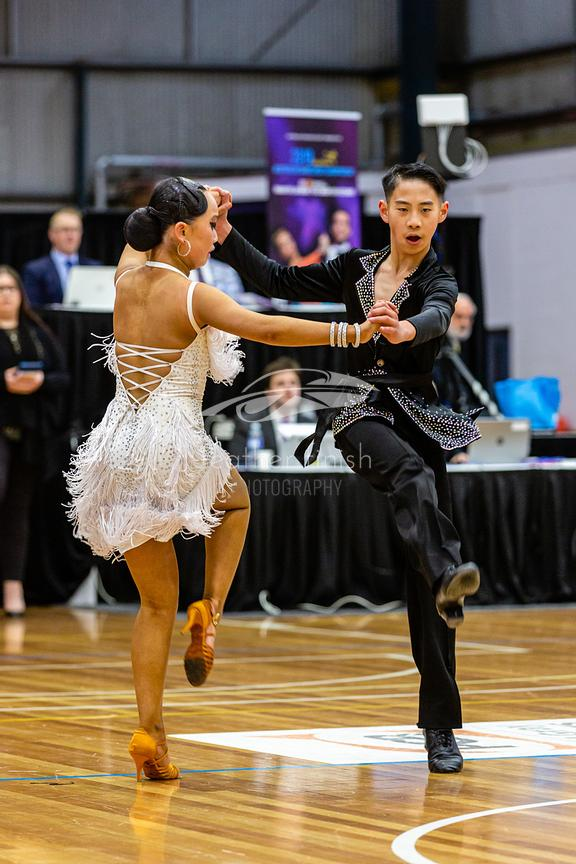 Junior Open Latin