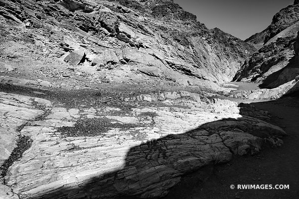 MOSAIC CANYON DEATH VALLEY CALIFORNIA AMERICAN SOUTHWEST DESERT LANDSCAPE