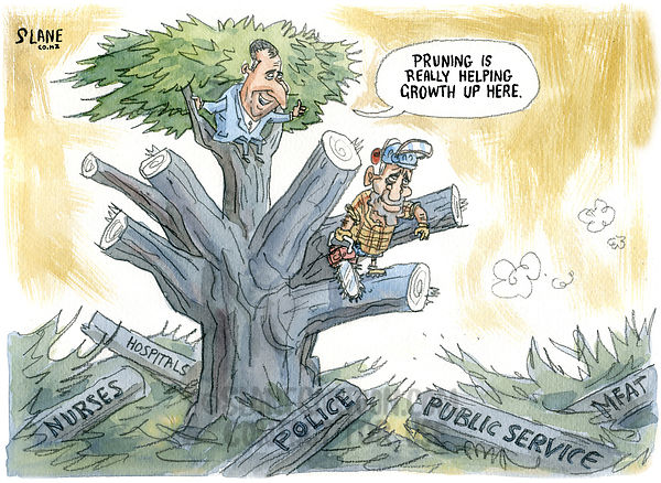 Economic Tree Pruning