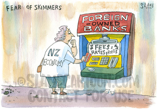 Fear of Skimmers