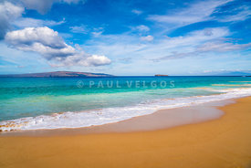 Big Beach Maui Hawaii Photo