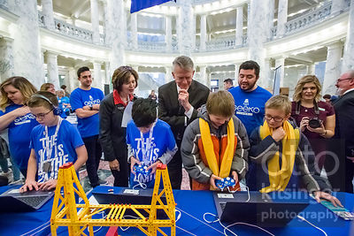 STEM Matters Day at the State Capitol
