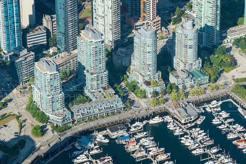 Coal Harbour Waterfront