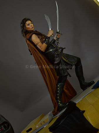 Epic fantasy, medieval warrior women, medieval warrior men