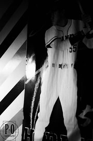 Baseball Player Poster