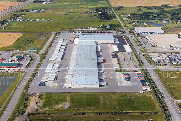 Costco Distribution Centre, Airdrie