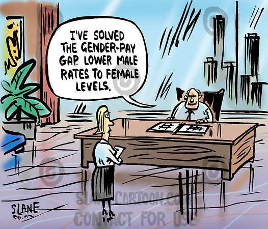 Gender Pay Equity Solution