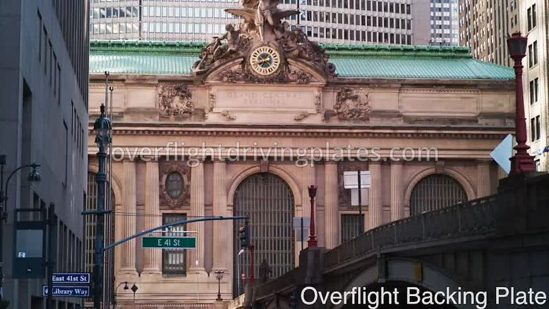 Grand Central Station During Covid-19 Pandemic Midtown Mahattan New York New York USA - BackingPlate May 12, 2020