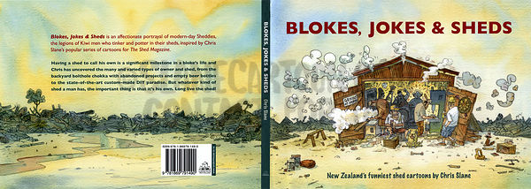 Blokes, Jokes & Sheds Full Cover