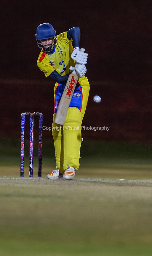 Cricket-under19- LPL Championship 2019-cricket final Celestial Knights Vs Bank All Stars - wits university main cricket oval.