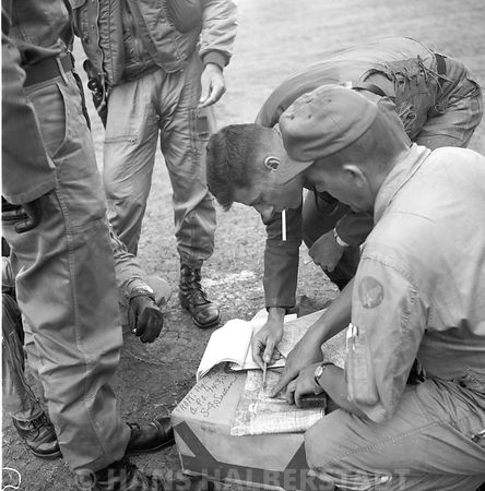 US Army combat aviation operations in Viet Nam