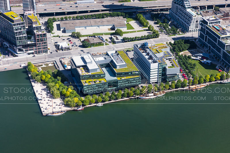 Corus Quay, George Brown College