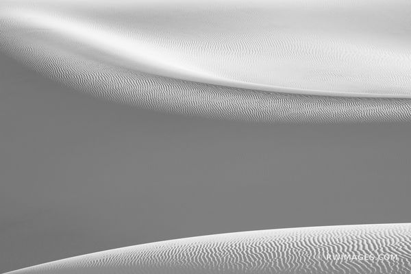 NATURE ABSTRACT MESQUITE FLAT SAND DUNES DEATH VALLEY CALIFORNIA AMERICAN SOUTHWEST DESERT BLACK AND WHITE LANDSCAPE SERENITY...