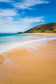 Makena Big Beach Maui Hawaii Photo