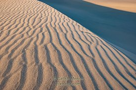 Mesquite Sand Dunes, Death Valley National Park, California, USA