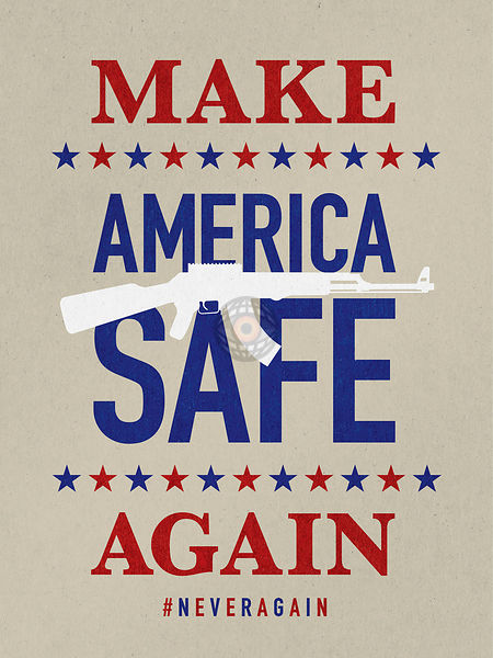 Make America Safe Again.