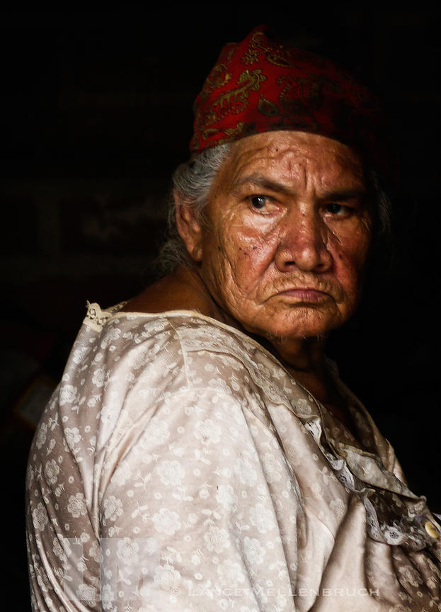 Old Mexican Lady