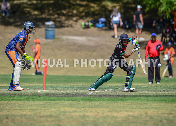 Pirates - Vs - Falcons - Durbanville Cricket Club .