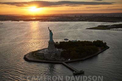 Iconic New York Aerials