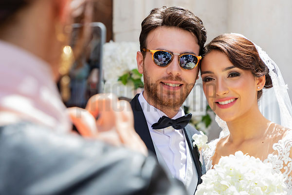Wedding at Monopoli Cathedral