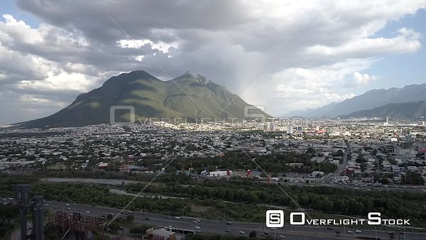 Drone Video Monterrey Mexico