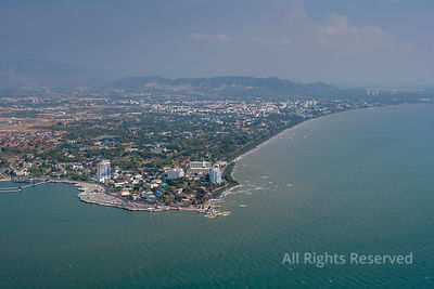 Waterfront Tourist Attractions Chon Buri Thailand