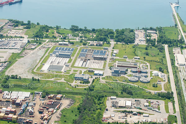 Clarkson Wastewater Treatment Plant, Mississauga