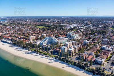 Brighton-Le-Sands Aerial Photography