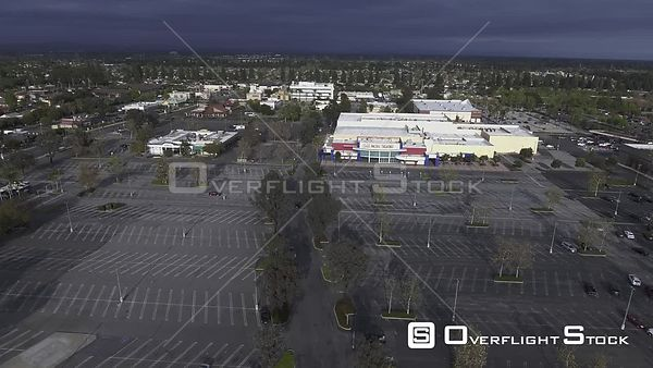 Shopping Mall during Covid-19 Pandemic Lakewood California