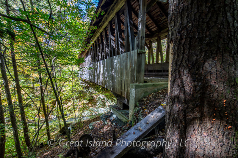 The Old Blacksmith Shop Bridge