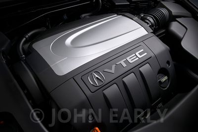 Acura RL Engine Detail