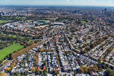 Woollahra to Moore Park