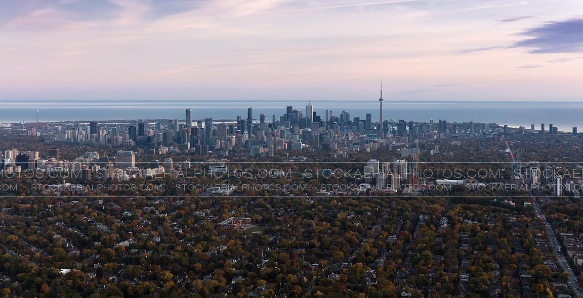 Toronto Panoramic Skyline