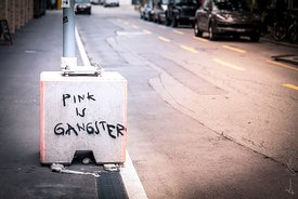 Pink is Gangster