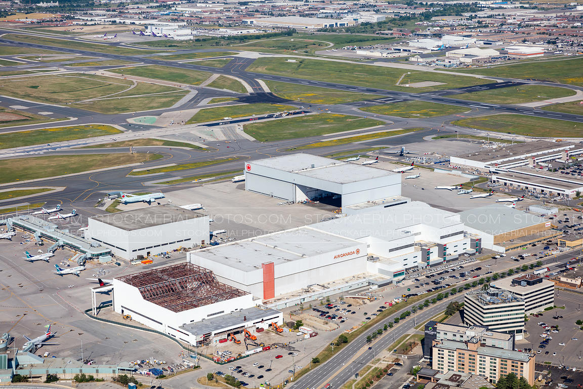 Air Canada Hangar Campus, Toronto Pearson International Airport