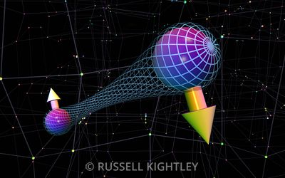 Tangled in the Quantum Web