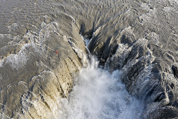 Overhead View of Selfoss