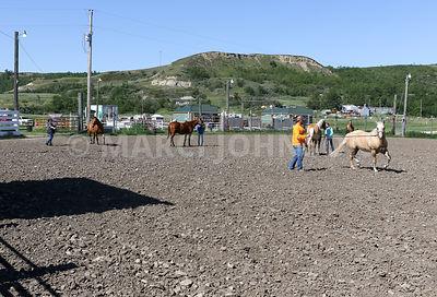 Kerry Kuhn Horsemanship Clinic - White Earth