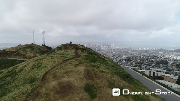 San Francisco Hill Reveal Twin Peaks