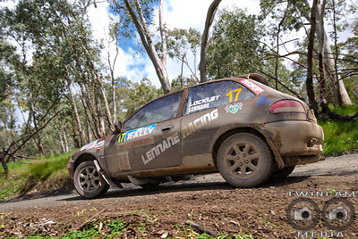 Adelaide Hills Rally 2019