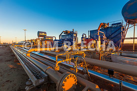 Midstream Compressor Station