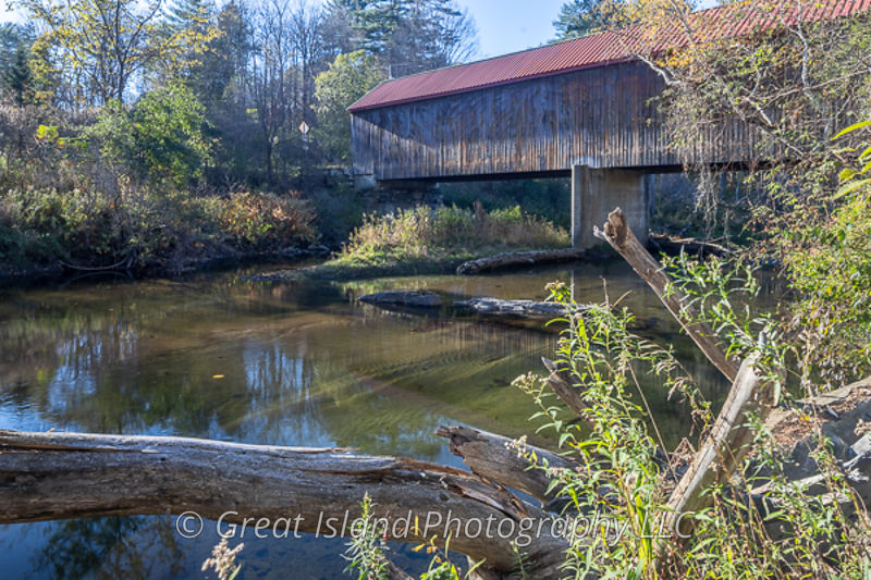 Thetford Center Covered Bridge