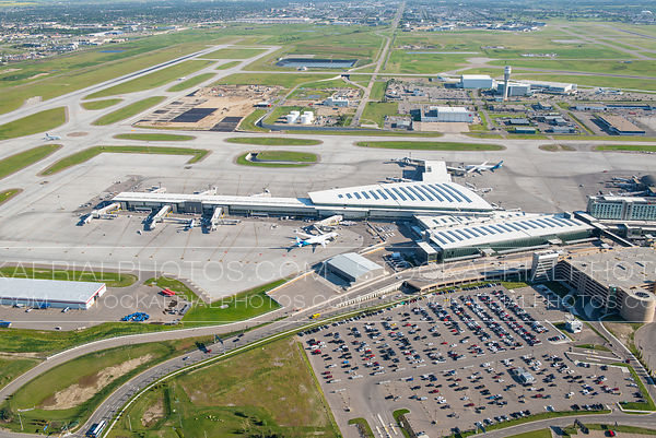 International Terminal, Calgary International Airport (CYYC)