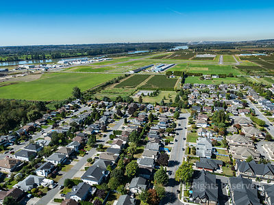 Suburban Housing Pitt Meadows BC