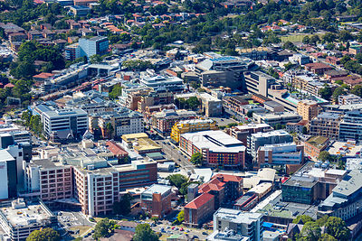 The Centre of Kogarah