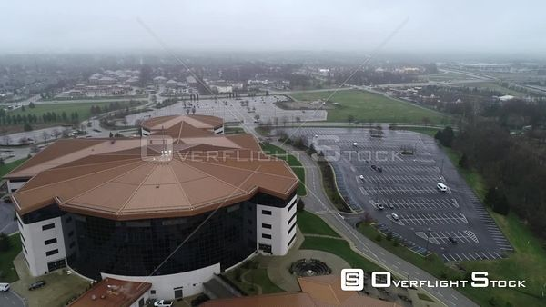 Southeast Christian Church Middletown Kentucky During Covid19 Drone View